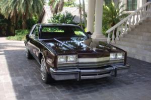 1985 Oldsmobile Toronado Caliente