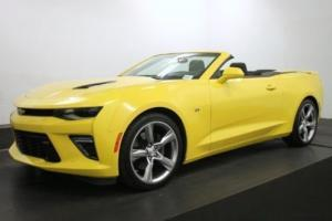 2017 Chevrolet Camaro 1SS Photo