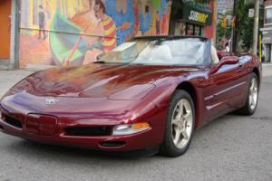 2003 Chevrolet Corvette 50TH ANNIVERSAY
