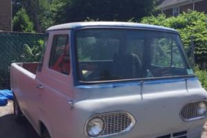 1961 Ford econolineOther