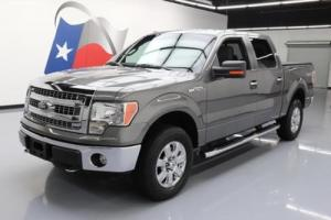 2014 Ford F-150 XLT CREW 4X4 5.0 6-PASS REAR CAM