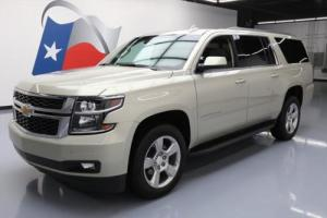 2017 Chevrolet Suburban LT 8-PASS HTD LEATHER NAV 20'S