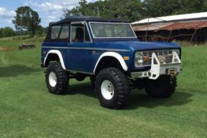 1973 Ford Bronco sport Photo