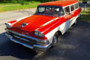 1958 Ford Fairlane Country Sedan Wagon