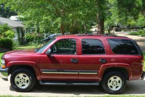 2004 Chevrolet Tahoe Photo