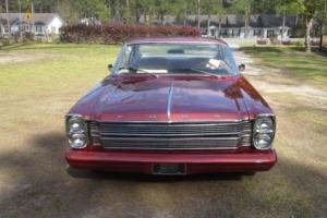 1966 Ford Galaxie 1966 Galaxie 500 XL