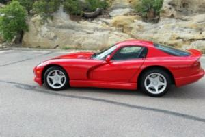 1997 Dodge Viper GTS 2 Door Coupe.