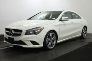 2016 Mercedes-Benz CLA 250 --