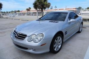 2003 Mercedes-Benz SL-Class SL500 with SL55 AMG TAGS