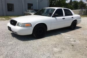 2008 Ford Crown Victoria Former Squad