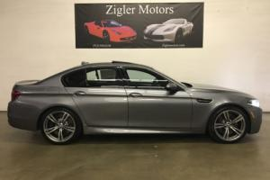 2014 BMW M5 $109425 MSRP 20 M Wheels* Bang&Oulfsen* sound Heads Up