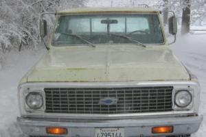 1972 Chevrolet C/K Pickup 1500 C-20