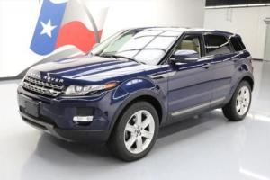 2013 Land Rover Evoque PURE PREM AWD PANO ROOF NAV