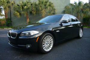 2012 BMW 5-Series 535i Premium - 4 Door Touring Sedan - 3.0 Turbo