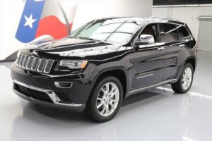 2016 Jeep Grand Cherokee SUMMIT 4X4 ECODIESEL NAV PANO!