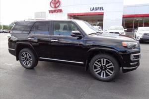 2017 Toyota 4Runner Limited Photo