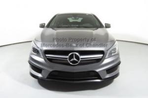 2014 Mercedes-Benz CLA-Class 4dr Sedan CLA 45 AMG 4MATIC