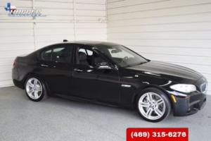 2012 BMW 5-Series 535i M SPORT HPA