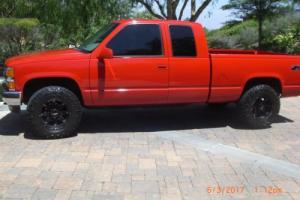 1998 Chevrolet C/K Pickup 1500