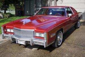 1975 Cadillac Eldorado  | eBay Photo