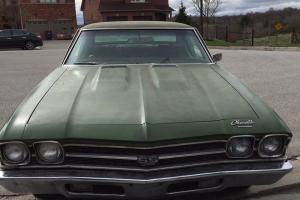 1969 Chevrolet Chevelle    eBay Photo