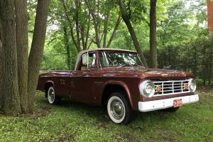 1966 Dodge Other Pickups 2 TONE | eBay