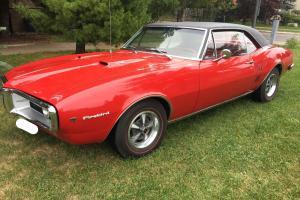 1967 Pontiac Firebird  | eBay Photo