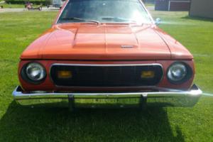1974 AMC Gremlin hatchback Photo