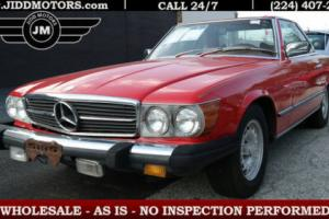 1979 Mercedes-Benz 400-Series Coupe Photo