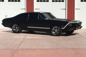 1968 Chevrolet Chevelle Murdered Out SS