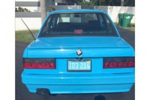 1987 BMW 3-Series 325 IS Photo