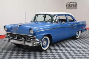 1956 Ford CUSTOMLINE RESTORED VINTAGE FORD. V8. MANUAL Photo