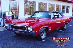 1968 Buick GS 400 Convertible Photo