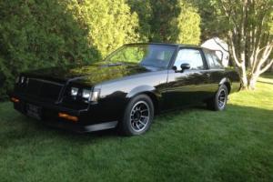 1984 Buick Grand National Photo