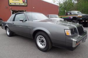1987 Buick Regal Limited T-Type Turbo Coupe