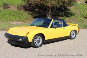 1975 Porsche 914 Buick V6 grand national motor