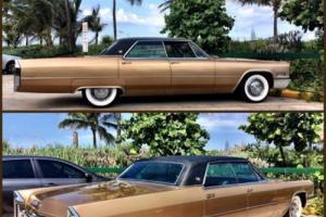 1966 Cadillac DeVille Photo