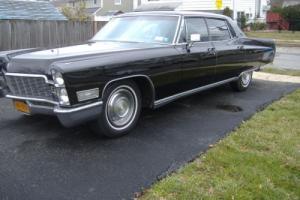 1968 Cadillac Fleetwood Photo