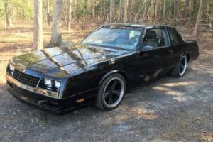 1988 Chevrolet Monte Carlo MONTE CARLO SS LS SWAPPED LSX