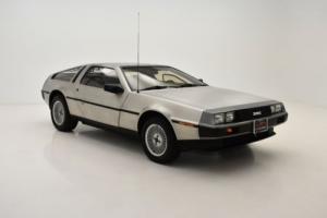 1981 DeLorean DMC12 -- Photo