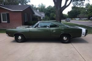 1969 Dodge Coronet Photo