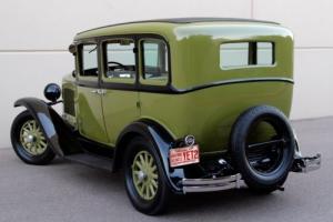 1930 Dodge DD New Sedan Oldtimer