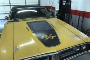 1971 Dodge Charger Charger RT