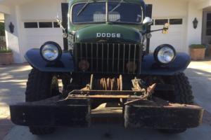 1949 Dodge Power Wagon Photo