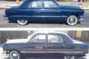 1950 Ford 4 Door