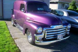 1954 GMC Panel Truck Photo