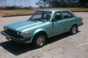 1981 Honda Accord Photo