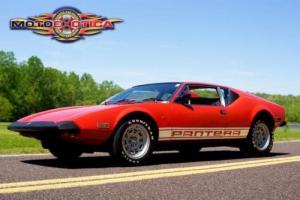 1973 De Tomaso Pantera Pantera for Sale