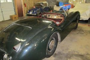 1950 Jaguar XK Photo