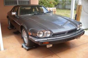 1989 Jaguar XK